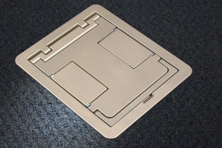 Legrand Wiremold's FloorPort and OmniBox covers now meet Buy America Act, NAFTA and ARRA requirements