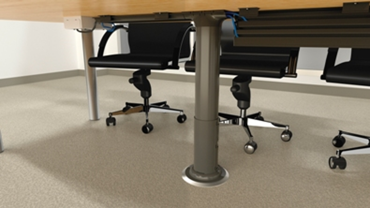 Legrand Wiremold's Meeting Room Transition Channel