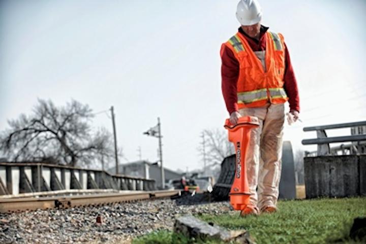 Underground locator for directional boring contractors