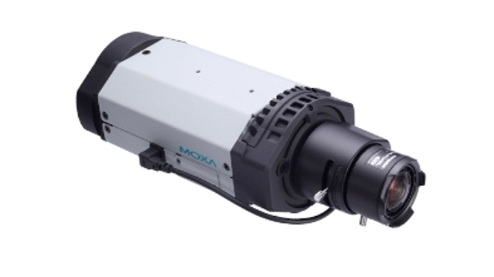 Moxa's VPort 36-1MP-IVA-T surveillance camera has been certified by UL for Class 1, Div. 2 hazardous locations, which can include petrochemical plants, onshore and offshore drilling, chemical processing facilities, dip tanks and spray-paint areas.