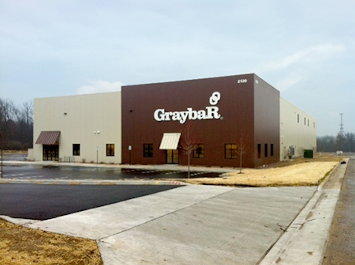Graybar expands branches in Indiana, Florida