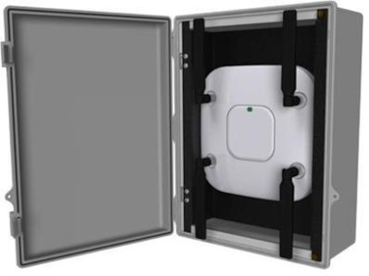 Oberon Model 1024-00 NEMA 4x enclosure