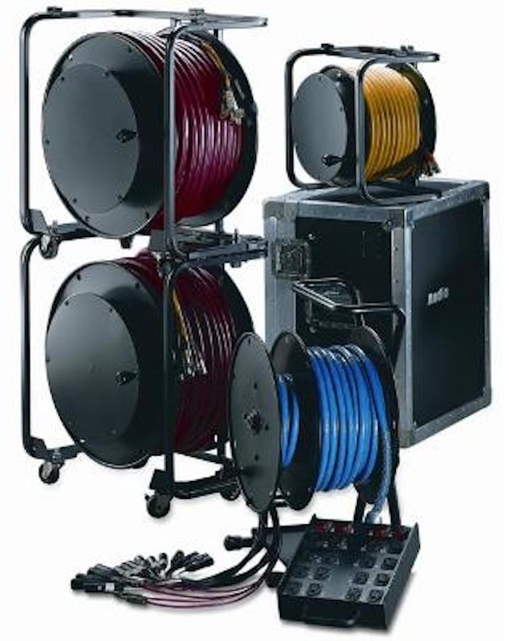 Hannay AV Series reels