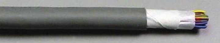 Shown here is a cable in Comtran's Hub-Link product line. The newest additions to the line are LSZH products that have been designed to meet the requirements of the New York City Transit Authority.