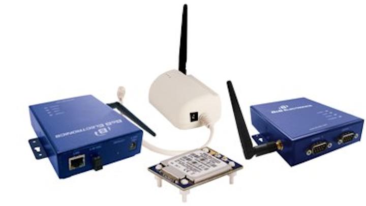 B&B Electronics' Airborne M2M 802.11 a/b/g/n WiFi platform