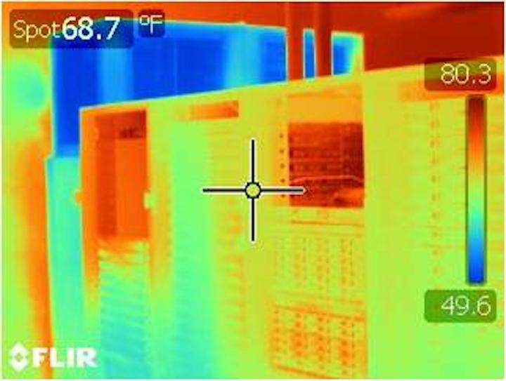 How to fix data center hot spots