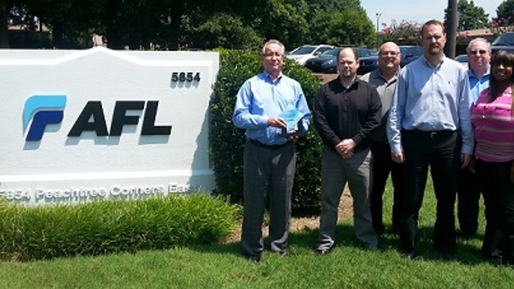 AFL named BTI Systems' partner of the year