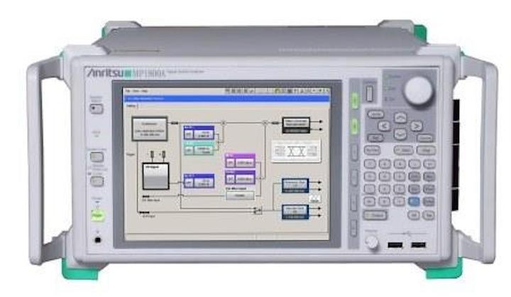 Anritsu upgrades analyzer for 400G, terabit testing