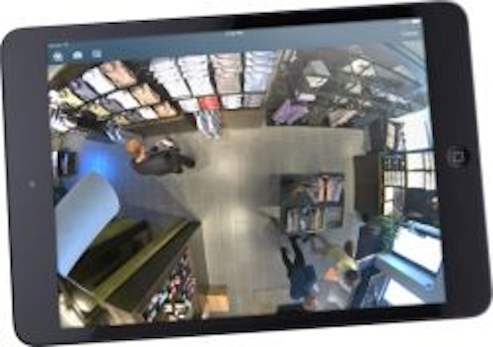 Axis launches mobile surveillance apps for small video security systems