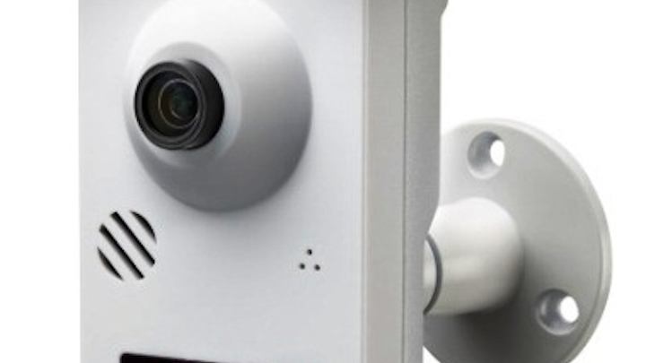 The CCMS2010-IR, a 2-megapixel compact IP/PoE camera from Siemens, will be among the many IP video surveillance, analog video surveillance, access control and intruder alarm products in the Vanderbilt International portfolio, once Vanderbilt's acquisition of Siemens Security Products is complete.