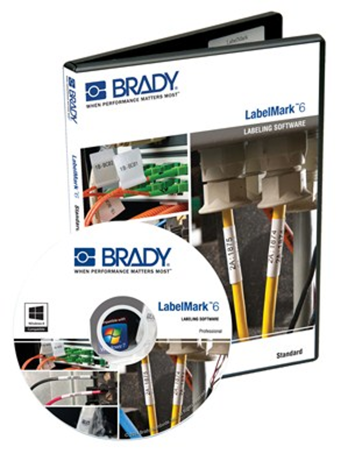 LabelMark 6.1 is the latest network cable labeling software from Brady. The new update adds a breaker box application, import capabilities, and multiple languages to the labeling-making technology.