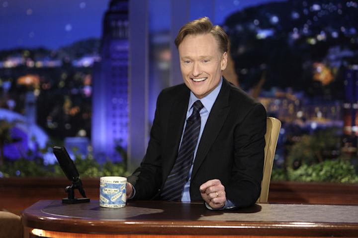 Conan O'Brien: Cable installer
