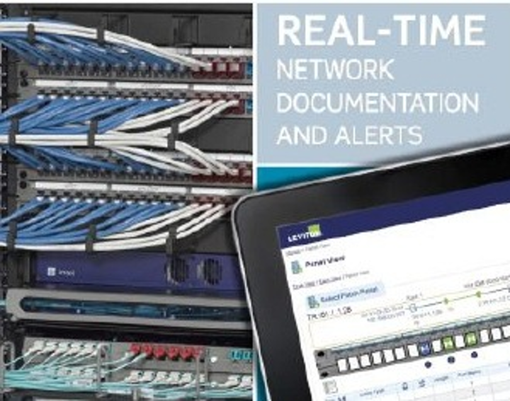 Intact, Leviton's Intelligent Port Management System, now provides asset-management capabilities by extending monitoring beyond the telecom room, detecting the presence of active equipment throughout the channel.