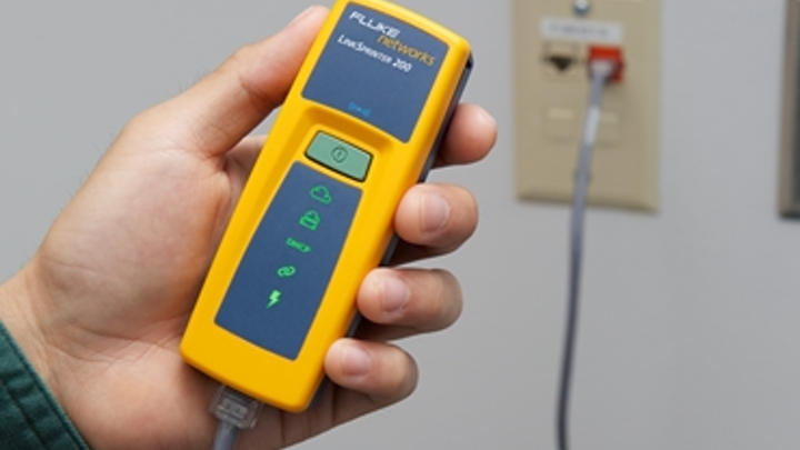 LinkSprinter, Fluke Networks' handheld Ethernet tester and troubleshooter, can now be purchased through Anixter's U.S. and Canada website, as well as through Ingram Micro resellers, in addition to Amazon and Amazon.ca.