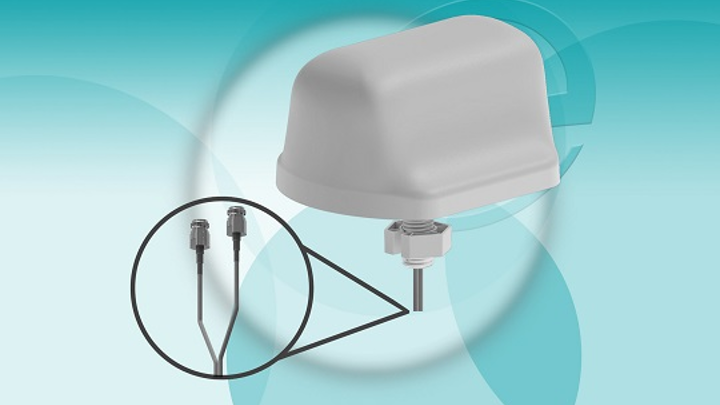MIMO DAS ceiling mount antennas provide high multi-port performance for wireless carriers