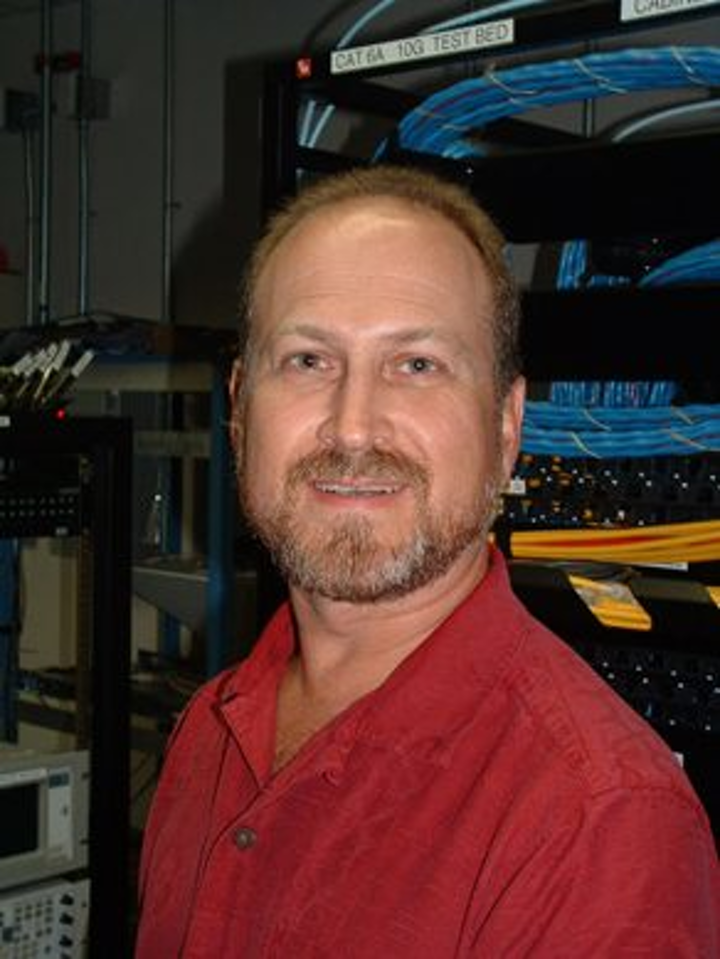 Dave Chalupsky, network hardware architect with Intel Corporation, chairs the Ethernet Alliance's BASE-T Subcommittee. He also chairs the IEEE P802.3bq 40GBASE-T Task Force.