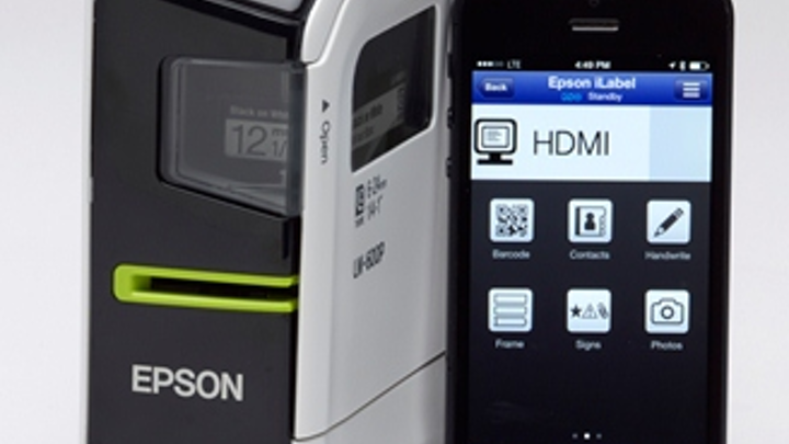 In fall 2014 Epson introduced its smartphone- and tablet-based cable labeling app, which works in conjunction with the company's LW600-P printer. After 20 years as an OEM partner of K-Sun, Epson announced the acquisition of K-Sun on December 18.