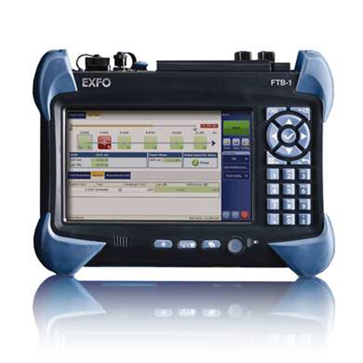 EXFO's iCERT capability, part of its iOLM software platform, speeds and eases fiber certification for singlemode and multimode links.