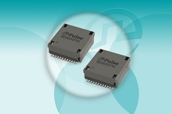 Pulse Electronics intros HDBaseT industrial temperature transformer