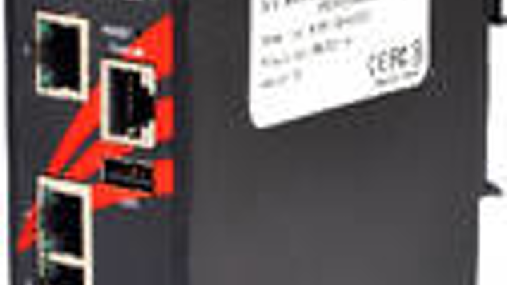 6-port managed Gigabit Ethernet fiber-optic switches from Antaira target harsh environment, industrial uses