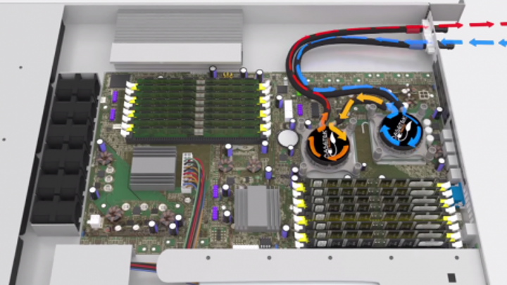 Asetek wins $3.5M liquid cooling contract for 2 large-scale supercomputing data centers