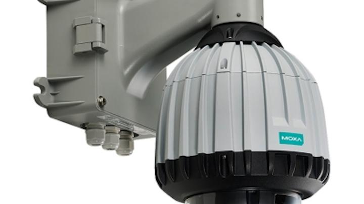 Moxa unveils new harsh-environment IP video surveillance platform