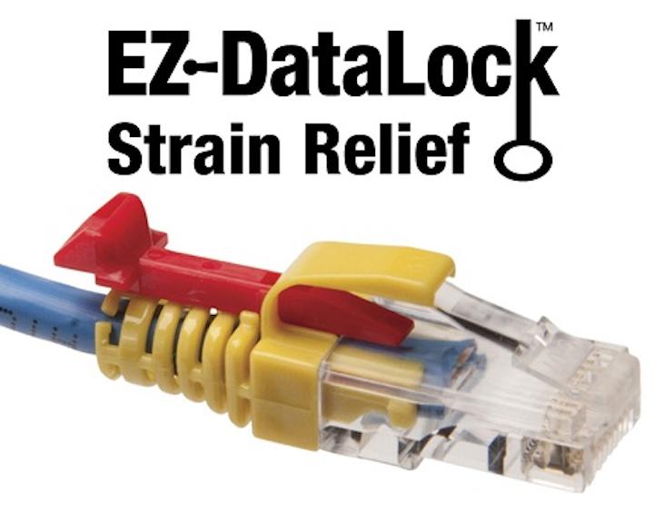 Platinum Tools' new EZ-DataLock design prevents accidental/malicious cable disconnects