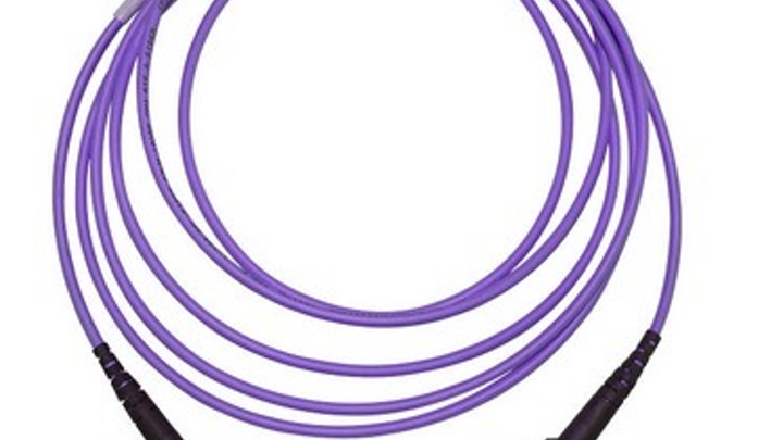 Total Cable Solutions' MTP OM4 Plus Cable is part of the company's end-to-end OM4 Plus system, which it says enables 300-meter transmission of 40/100G.