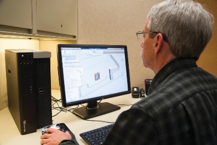 Greenlee estimates its Bendworks conduit bending software package increases design productivity by 15 percent, reduces scrap by 15 percent, decreases rework by 25 percent, and lowers inventory by 10 percent.