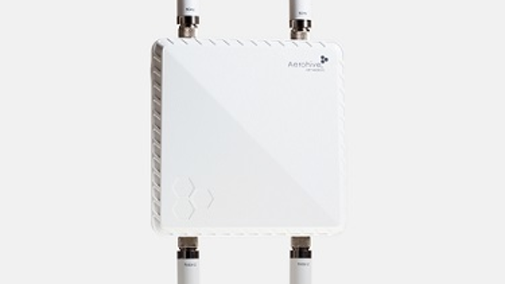 Aerohive's new wireless AP enables outdoor 802.11ac Gigabit Wi-Fi
