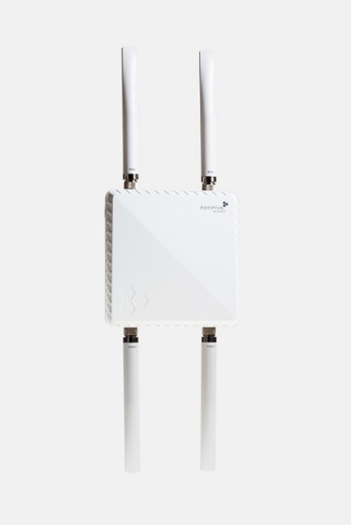 Aerohive's new wireless AP enables outdoor 802 11ac Gigabit Wi-Fi