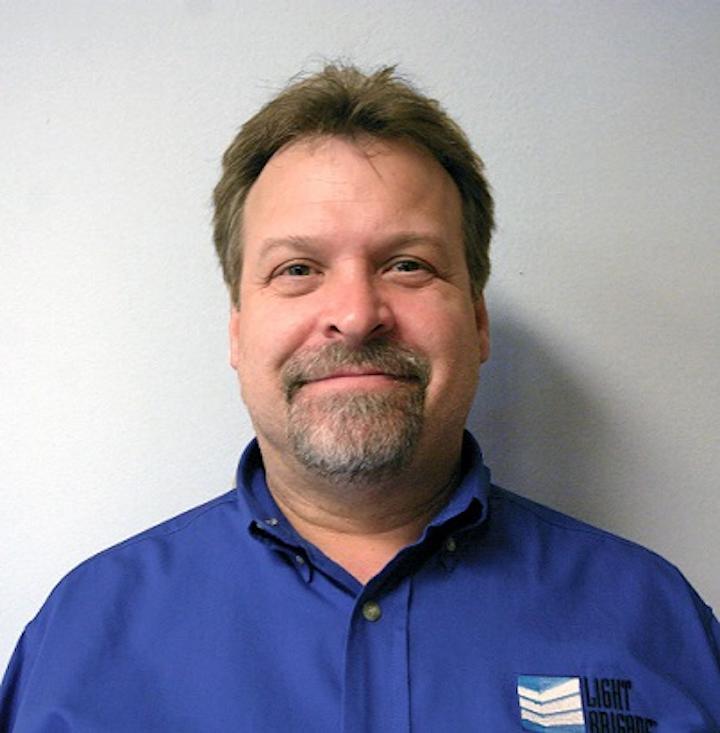 ETA recognizes Light Brigade fiber-optic technician