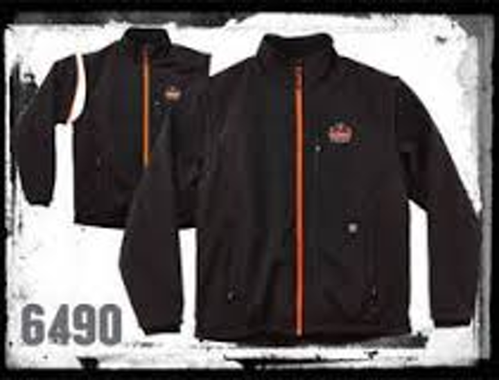 Ergodyne's battery-powered heated work jacket eases cold-weather field installations