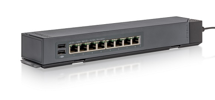 Netgear seeks to ease network switch mounting, cabling headaches at 2015 CES