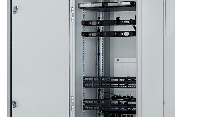 Panduit's pre-configured IDF streamlines industrial network installations