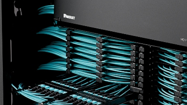 Panduit's HD Flex Fiber Cabling System is purpose-built to enable organizations to easily scale-up density and execute moves, adds, and changes in data center fiber cabling networks.