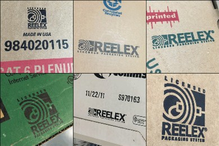 Licensees of the Reelex tangle- and twist-free cable packaging technology are obligated to print the Reelex trademark on genuine packages containing Reelex technology. Reelex signed four new licensees in the first half of 2015.