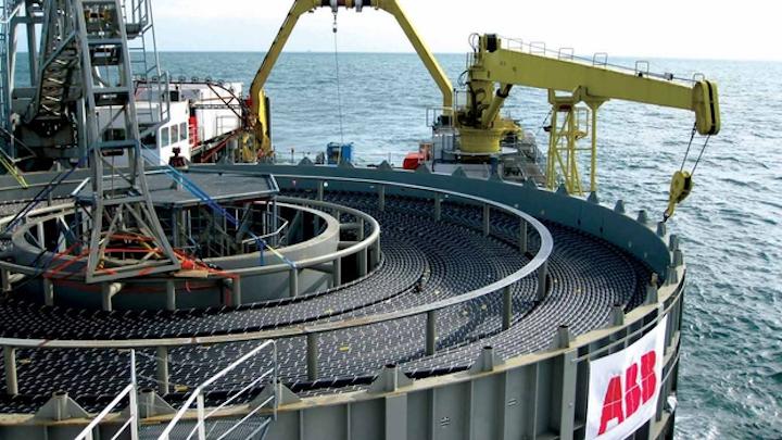 St. Patty's Beat: ABB lucky in $130M Irish sea wind farm cabling project