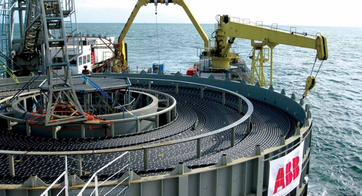 St. Patty's Beat: ABB lucky in $130M Irish sea wind farm cabling project