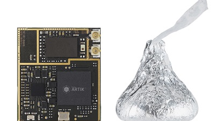 Samsung launches open-platform silicon to accelerate Internet of Things development