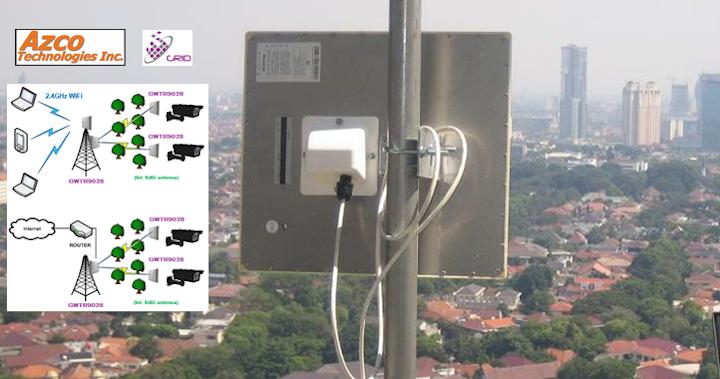 Azco acquires GRID IP Wireless