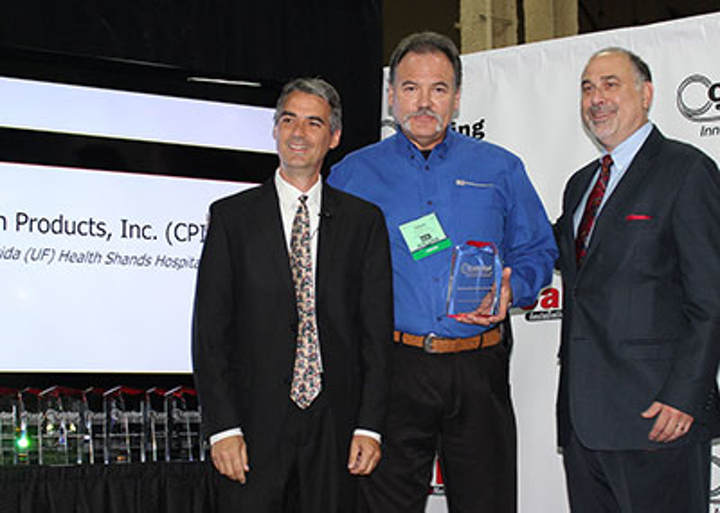Chatsworth Products brings home CI&M 2015 Innovators Award for University of Florida Health Shands Hospital data center
