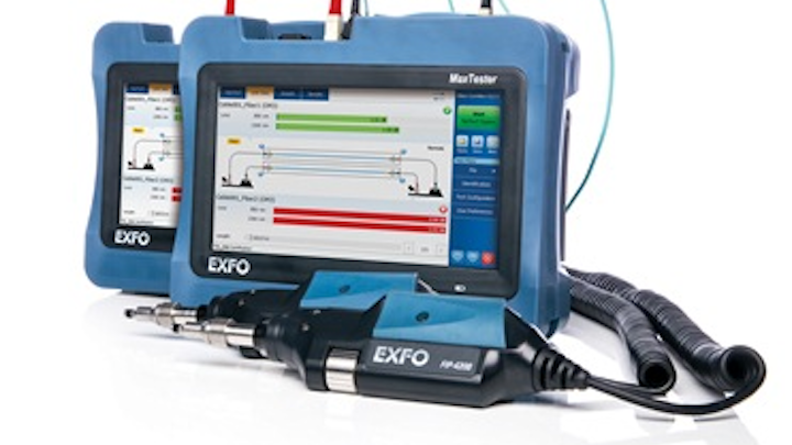 MaxTester 940 OLTS from EXFO is a Tier 1 fiber certifier designed to allow technicians to achieve faster, first-time-right system acceptance.