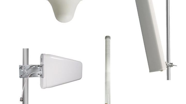 L-com launches DAS antennas for indoor, outdoor applications
