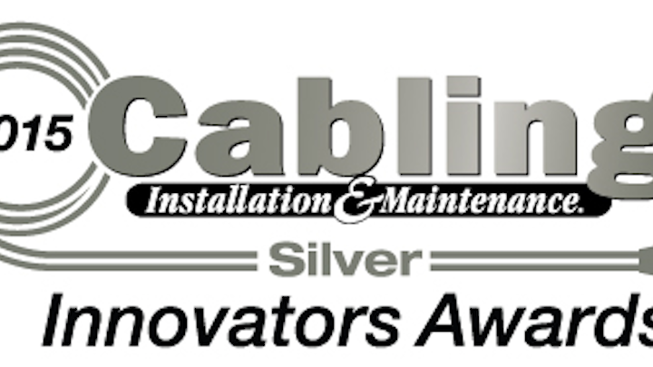Leviton honored by CI&M 2015 Innovators Awards for network install project at California State University Monterey Bay
