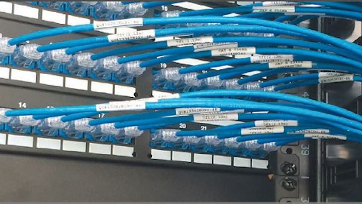 Panduit adds UTP, shielded Category 6A patch cords to small diameter 28-AWG cabling selection