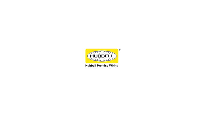 BICSI 2016 Profiles: Hubbell Premise Wiring
