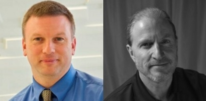 Todd Taylor (left) and Chris Scharrer (right) will begin terms on the BICSI Board of Directors on February 2, 2016.