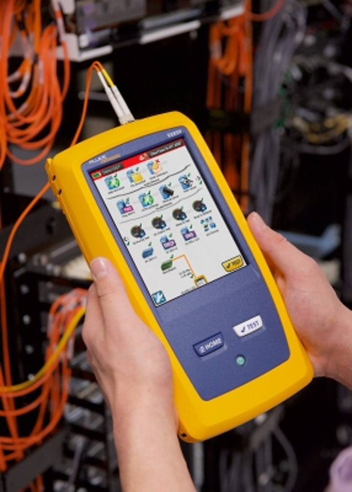 Fluke Networks' Versiv cabling certification system adds support for Legrand Clarity, Superior Essex PowerWise PoE products