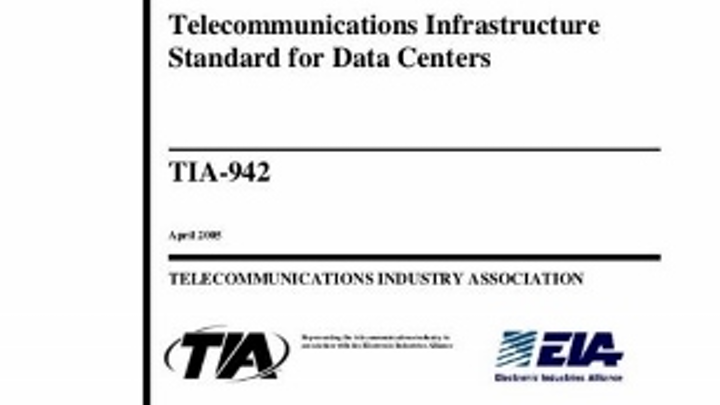 The TIA-942 family of data center standards, currently in the early stages of its 'B' revision, is the focus of training that Capitoline will deliver globally. Capitoline and the TIA reached a license agreement facilitating the training.